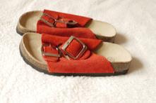 Cervene pantofle 27/28, 27