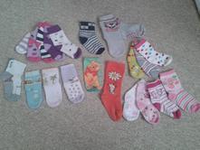 Ponožky 19-22 a větší, sterntaler,19