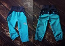 Softsheelové kalhoty, <50 - 164