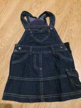 Riflové šaty, lupilu,80