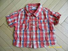 Károvaná košile, f&f,80