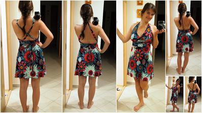 1 šaty, 100x jinak.. ty se neomrzí