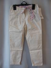 Plátěné kalhoty, f&f,122