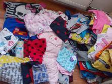Balík dětské pyžama,