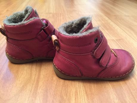 Zimní froddo flexible wool bordeaux vel 23 ca0a63190a