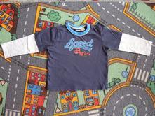 Tričko s dlouhým rukávem, lupilu,92