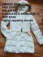 Zimní kabát, s