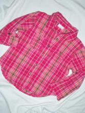 Krásná vzdušná košile - rolovací rukávy, next,104