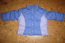 Nepromokavá zimní bunda vel.86-92, 92