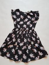 Šaty jednorožec, h&m,116
