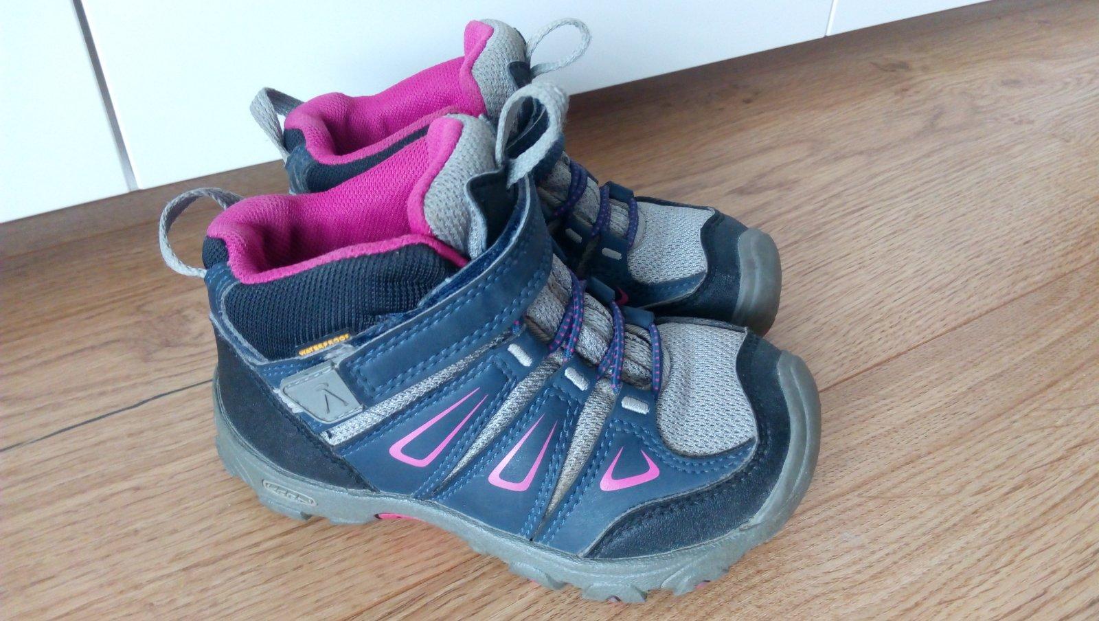 Celoroční kotníkové boty 28f4afa5cca