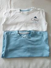 2x tričko s dl.rukávem lupilu, lupilu,86