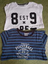 2x triko s dlouhým rukávem , reserved,152