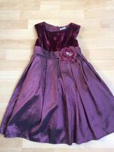 Slavnostní šaty s kvítkem, next,104