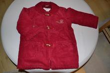 Dětský manšestrový kabát/bunda, impidimpi,98
