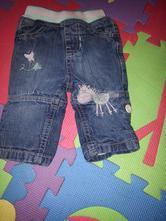 Zateplene kalhoty, f&f,68