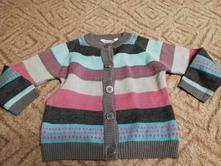 Pěkný svetřík na knoflíky-vel.3-4roky-coccodrillo, coccodrillo,92
