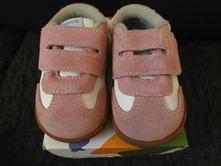 Barefoot první boty, little blue lamb,20