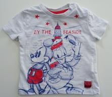 Triko mickey a donald, disney,80