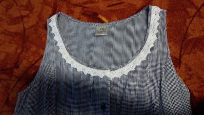 Upravené sekáčové šaty