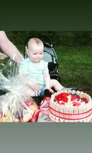 Anicka ma 1 rok :)