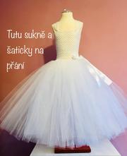 Tutu šaty, 50 - 140