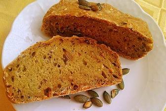 Spaldovy chlieb po prekrojeni