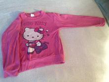 Mikina hello kitty, 104