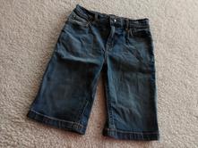 Džínové šortky vel.128/1931, tu,128