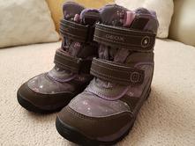 Zimní boty, geox,28