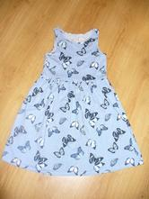 Letní šaty, h&m,134