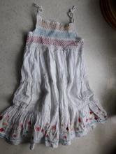 Šaty, matalan,104