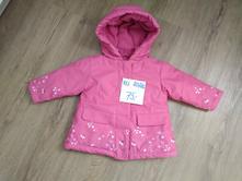 Dětská zimní bunda, kimbaloo,80