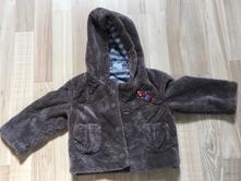 Podzimní teplý kabátek s raketou, cherokee,86