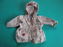 Stylový manšestrová bunda/kabátek, vel 68, 68