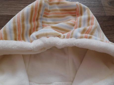 Kabátek s kapucí vel. 80/86, 80