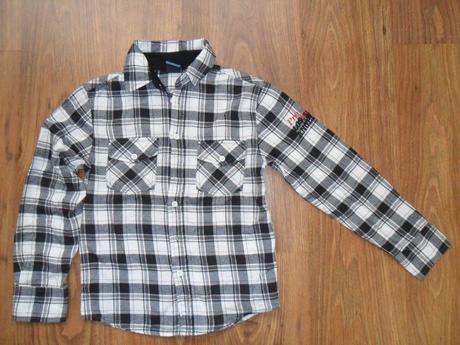 Flanelová košile, dognose,134