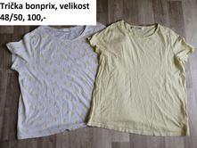 Dámská trička, bonprix,48