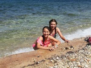 Kačka nám poslala pozdrav z Istrie:-)