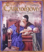 Kniha - čarodějové putování světem kouzel,