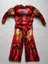 Kostým iron man,