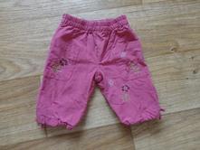 Dívčí kalhoty 62, 62