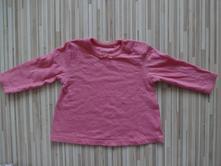 Růžové tričko next, next,74