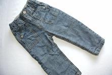 Zateplené džíny, nutmeg,80