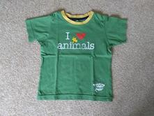 Chlapecké tričko vel. 92, marks & spencer,92
