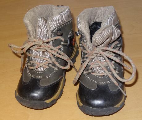 Luxusní zimní boty dei-tex- vel. 24 - stélka 15 cm, dei-tex,24
