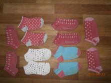 Nízké,krátké,letní ponožky,vel.27-30, 6ks+1 zdarma, c&a,28