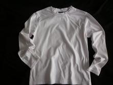 Vel. 152 bílé triko, 152
