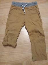 Rolovací plátěné kalhoty, f&f,98