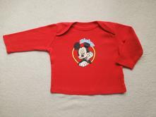 Bavlněné triko mickey vel. 74, disney,74